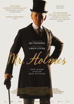 Mr. Holmes (Drama 2015)