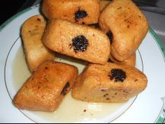 Gâteaux Kabyle avec semoule qui sappel en langue kabyle \u0026quot;