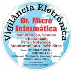 Dr. Micro Informática - A sua melhor opção em Arraial D'Ajuda (73) 3575-1904