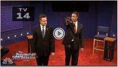 SNL: 2nd Debate. Drop the mic.