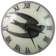 John Derian Swift Clock