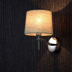Grace Wall Lamp by Viore Design. Get it now or find more Wall Lighting at Temple & Webster. Lamp, Decor, Lighting, Sconces, Wall Lamp, Wall, Home Decor