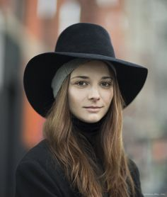 Winter style: Brie Welch / Garance Doré