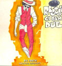 Big Youth from 1978 Reggae Gi Dem Dub