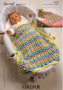Wiggly Crochet Blanket - Purchased Crochet Pattern - (karpstyles) -pinning for reference Bobble Stitch Crochet Blanket, Baby Afghan Crochet, Manta Crochet, Crochet Bebe, Knit Or Crochet, Cute Crochet, Crochet Blankets, Baby Blankets, Kids Crochet