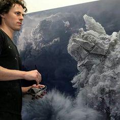 Outstanding Paintings by Australian Artist Joel Rea  instagram.com/joelrea  www.joelrea.com.au