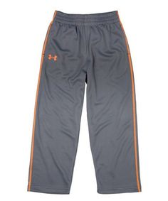Look at this #zulilyfind! Charcoal Root Pants - Infant, Toddler & Little Boys by Under Armour® #zulilyfinds