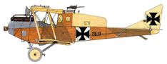Hansa-Brandenburg B1 Flik 7