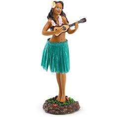 dashboard hula girls - Google Search