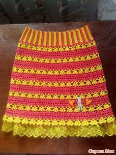 Шапочка и юбочка для доченьки. - Вязание - Страна Мам