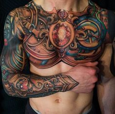 Amour Tattoo by Steven Mckenzie