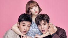 Park Bo Young, Park Hyung Sik, Korean Drama Online, Watch Korean Drama, Kdrama, Strong Girls, Strong Women, Park Hyungsik Strong Woman, Ahn Min Hyuk