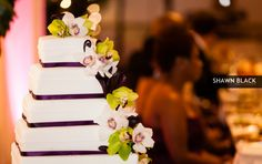 #cake - nothing says #wedding like a #5-tierweddingcake with multiple flavour options -#customdesigned #bespoke #masterpieceinsugar
