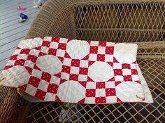 Antique doll quilt, eBay, 760jeannine