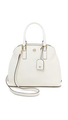 Tori Burch satchel. Ooh, nice splurge.