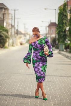 Casual Dresses Plus Size, Dresses For Work, Button Down Shirt Dress, Infinity Dress, Ankara Styles, Stunning Dresses, African Dress, Green And Purple, New Dress