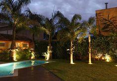 EngArch Engenharia: Jardins e iluminação