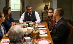 'Blue Bloods' Star Tom Selleck Says Filming the Family Dinner Scenes Can be 'Miserable' — Country Living Tom Selleck Blue Bloods, Blue Bloods Tv Show, Cop Show, Private Eye, Season Premiere, Murder Mysteries, Season 8, Best Shows Ever, Favorite Tv Shows