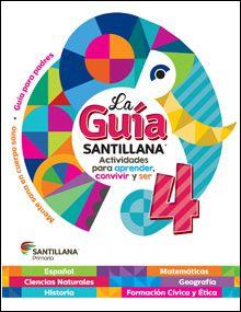 Manual recorridos santillana 6 leidy pinterest montessori and guia4 urtaz Gallery