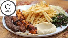 50% off Food & Beverages from the Menu at O'Grill ($6 instead of $12)
