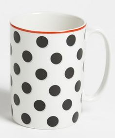 kate spade polka dot mug http://rstyle.me/n/eq85jnyg6