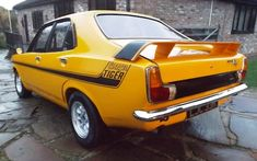 Ultra-rare 1972 Hillman Avenger Tiger for sale at auction Classic Cars British, Old Classic Cars, Classic Trucks, Vintage Cars, Antique Cars, Cool Old Cars, Derby Cars, Cars Uk, Jaguar E Type
