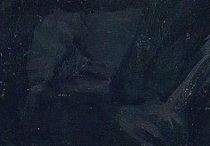 Edouard Manet, Portrait of Madame Auguste Manet (detail), 1863