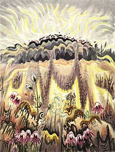Get schooled on the magic of watercolor by Charles Burchfield