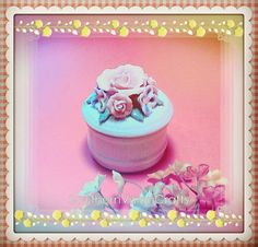 Hey, I found this really awesome Etsy listing at https://www.etsy.com/listing/254513308/pink-rose-jewelry-box-ring-trinket-dish