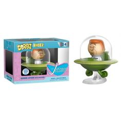 #funko #funkomania #dorbz #jetsons Funko Dorbz George Jetson with Spaceship, The Jetsons, Hanna Barbera, Funko-Shop Exclusive, Funkomania