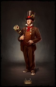 Steampunk Tendencies | Transport Empire Characters http://www.steampunktendencies.com/post/81641410124 New Group : Come to share, promote your art, your event, meet new people, crafters, artists, performers... https://www.facebook.com/groups/steampunktendencies