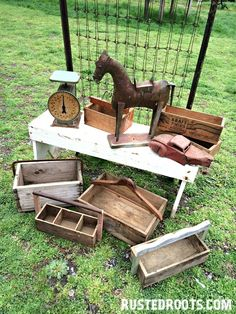 Great Blog Shows Junk Finds for NC Junk Shop!