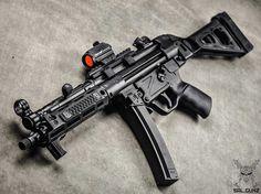 rocking a PA red dot on his Zenith pistol 👌. Zombie Weapons, Weapons Guns, Airsoft Guns, Guns And Ammo, Weapon Of Mass Destruction, Tactical Gear, Tactical Wall, Submachine Gun, Shooting Guns