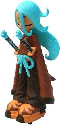 BIGFOOT Greenman Fujisan Vinyl Toy Figure par DRAGATOMI