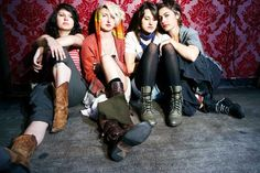 Warpaint: the all-encompassing musical talent that breathes magic