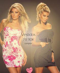 Vestidos ideales para el verano!! Apúntate a la moda en Vicestilo!! http://www.vicestilo.com/catalogo/mujer/vestidos-0