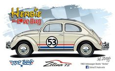 Volkswagen – One Stop Classic Car News & Tips Caricature, Car Banner, Cool Car Drawings, Sand Rail, Old Classic Cars, Vw Cars, Vw Beetles, Cars And Motorcycles, Cool Cars