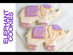 Elephant cookies, how to create natural marble effect on royal icing https://www.youtube.com/watch?v=JGKAR9t4_aU