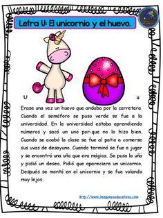 Cuentos para niños y niñas con las letras el abecedario (15) - Imagenes Educativas