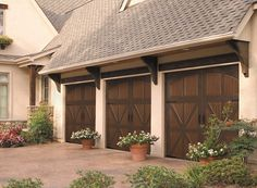 1000 Ideas About Carriage Doors On Pinterest Garage