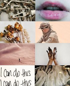 I can do this. - Rey - Star Wars aesthetic