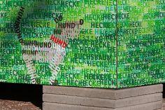 DOG HEDGE, Herrenhäuser Gärten, Hannover, Niedersachsen, Deutschland, CC: noluck