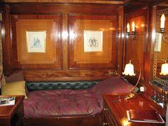 Train Travel Gentleman Style