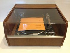 Garrard Synchro Lab 95B Turntable Record Player in by TheModPasse