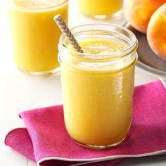 Jamba Juice Recipes, Milk Smoothie Recipes, Healthy Fruit Smoothies, Breakfast Smoothie Recipes, Nutritious Snacks, Healthy Fruits, Vitamix Recipes, Blender Recipes, Healthy Snacks