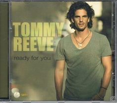 CD TOMMY REEVE Ready For You (2010)