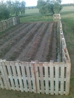 Thanks for this post.pallets garden fence/ perfect for chicken coop fence moat.also a lot more in.pallets garden fence/ perfect for chicken coop fence moat.also a lot more in this post for pallet ideas! Old Pallets, Wooden Pallets, Free Pallets, Outdoor Projects, Garden Projects, Easy Projects, Wood Pallet Fence, Diy Fence, Fence Garden