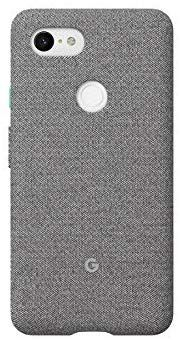 premium selection 37996 38d4c Amazon.com: Google Fabric Case Cell Phone Case for Pixel 3XL - Fog ...