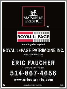 Royal Lepage prestige est l'un de nos services offerts pour les maisons haut de game. Diffuser partout dans le monde... Lepage, Prestige, Boarding Pass, Upper House, Real Estate Broker, Houses, World