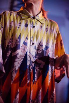 Dries Van Noten AW17 womenswear paris dazed